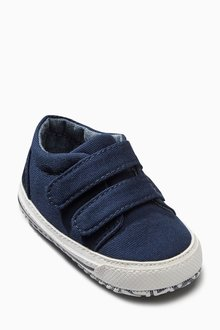 Next Pram Double Strap Shoes (Younger Boys)