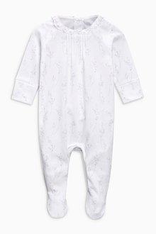 Next Lace Collar Sleepsuit (0mths-2yrs)