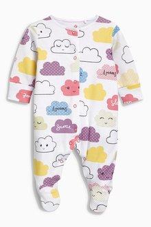 Next Cloud Sleepsuit (0mths-2yrs)
