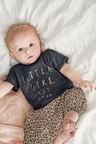 Next Slogan T-Shirt And Animal Print Trousers Set (0mths-2yrs)