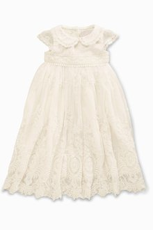 Next Vintage Occasion Dress (0mths-2yrs) - 206812