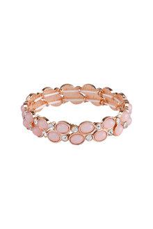 Amber Rose Golightly Stretch Bracelet