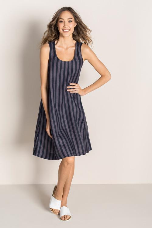 Emerge Linen Dress