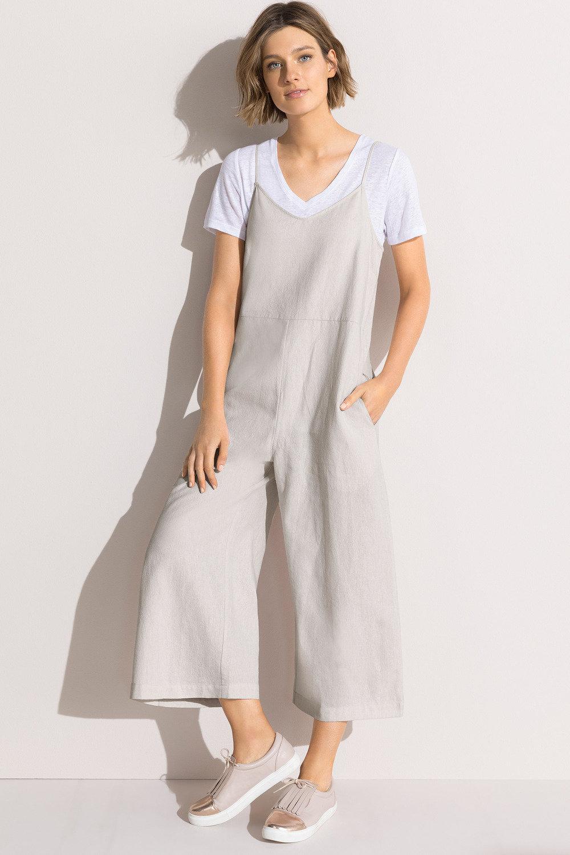 74f7ee634c2 Emerge Linen Jumpsuit Online