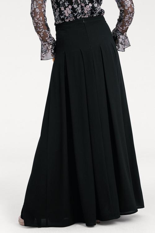 Heine A Line Maxi Skirt