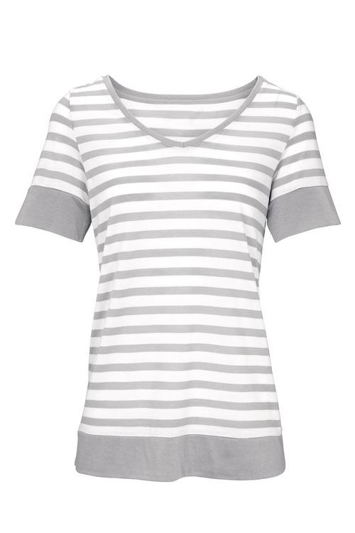 Heine Striped Knit Tee