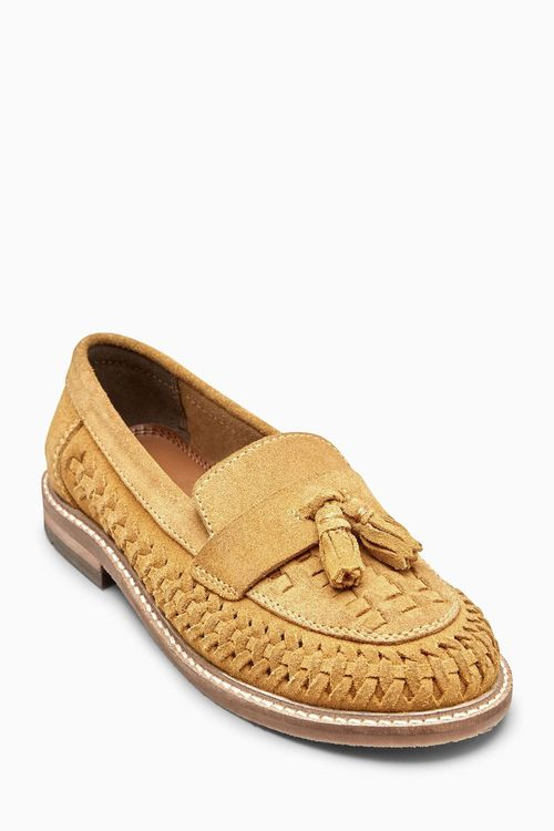 Next Woven Loafers (Older Boys)