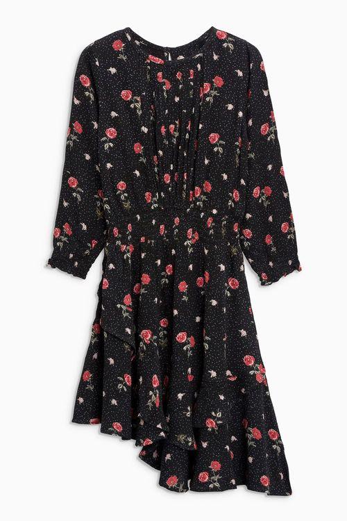 Next Asymmetric Dress (3-16yrs)