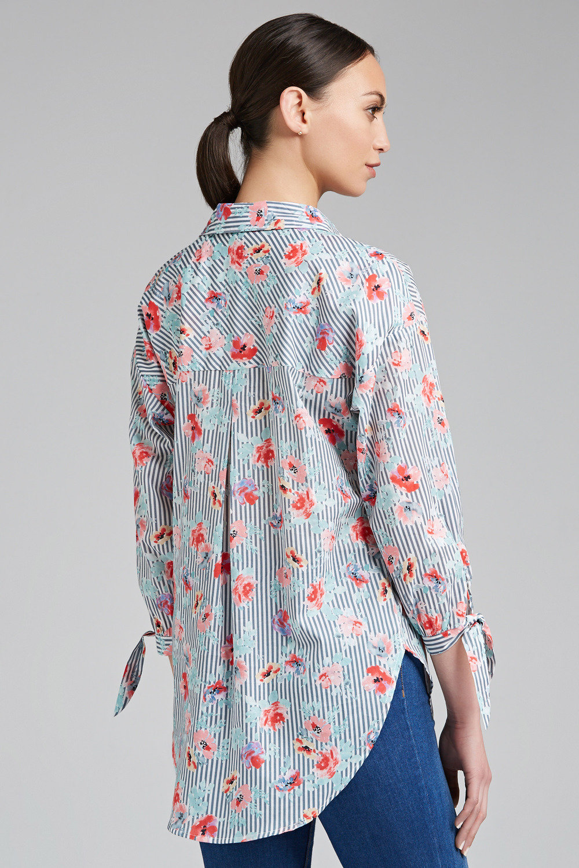 6871207174f3 Cotton Long Sleeve Detail Shirt Online