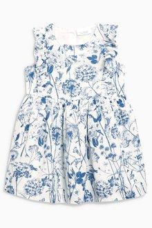 Next Floral Dress (0mths-2yrs)