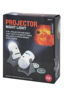 IS Space Projector Night Light
