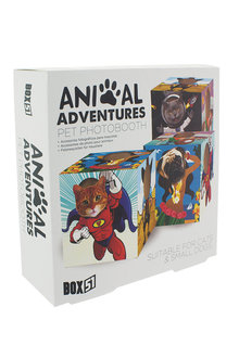 Paladone Animal Adventures Photo Booth