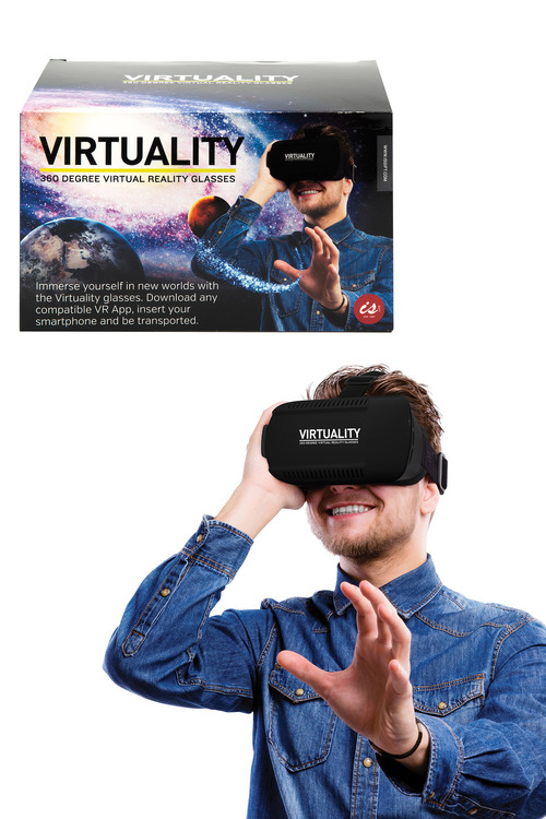 IS Virtual Reality Glasses