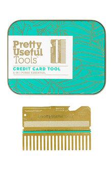 Pretty Useful Tools Credit Card Tool