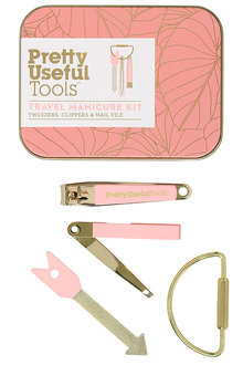 Pretty Useful Tools Manicure Travel Kit