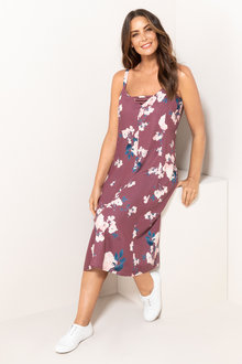 Sara Swing Tank Dress - 207227