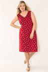 Plus Size - Sara Popover Dress
