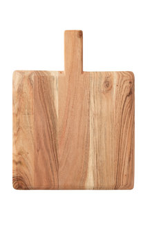 Wooden Square Timber Board - 207267