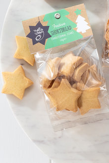 Molly Woppy Handmade Festive Biscuits