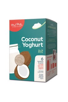 Mad Millies DIY Coconut Yoghurt Kit
