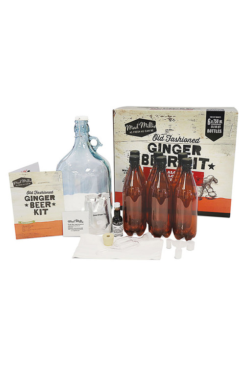 Mad Millies DIY Ginger Beer Kit