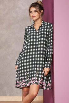 Urban Shirt Dress