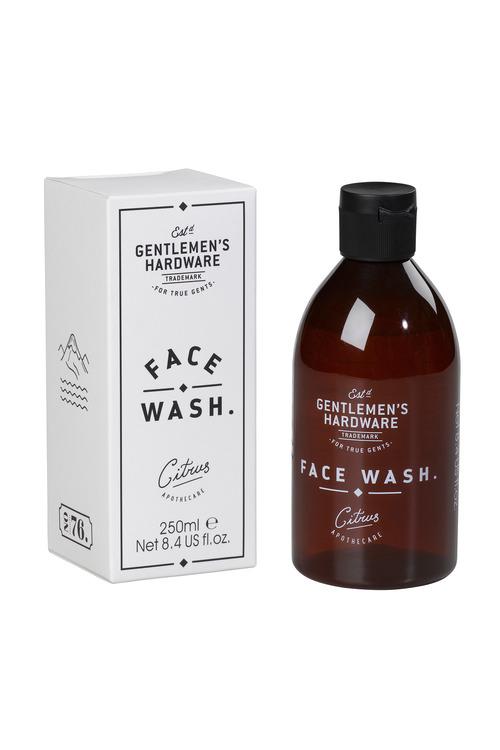 Gentlemen's Hardware Face Wash 250ml