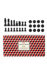 Ridleys Chess and Checkers Set