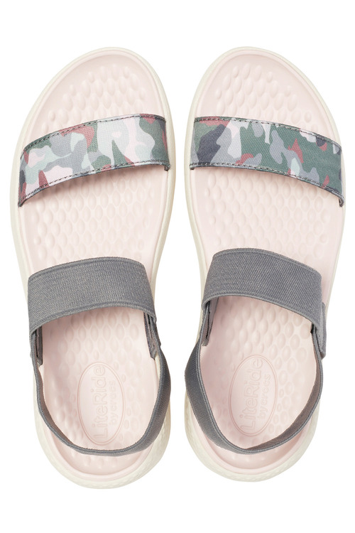 Crocs Lite Ride Graphic Sandal