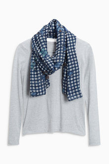 Next Scarf Layer Top - 207494
