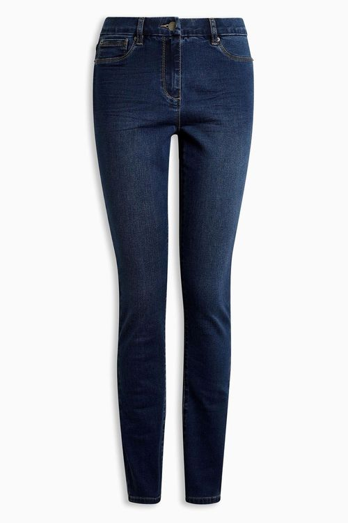 Next Dark Blue Denim Leggings