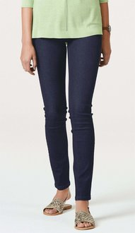 Next Dark Blue Denim Leggings - 207551