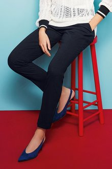 Next Stripe Taper Trousers - Tall - 207552