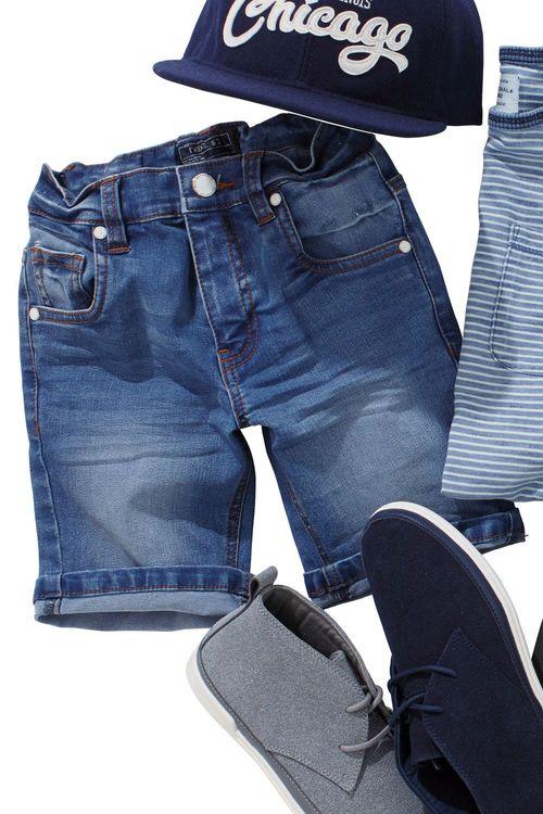 Next Denim Shorts (5-16yrs)