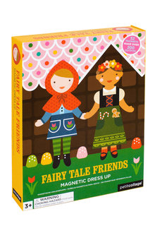 Petitcollage Fairy Tales Magnetic Dress Up