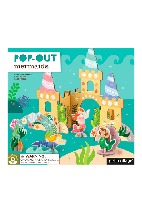 Petitcollage Pop Out Toys