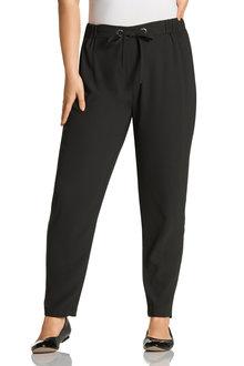 Plus Size - Sara Eyelet 7/8 Pants