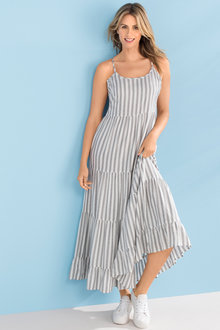 Capture Tiered Maxi Dress