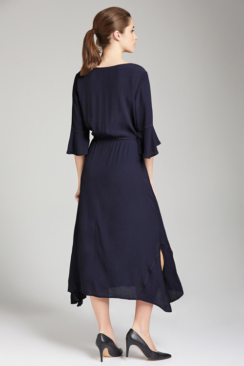 Grace Hill Tie Waist Dress