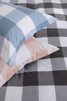 Vichy Duvet Cover Set