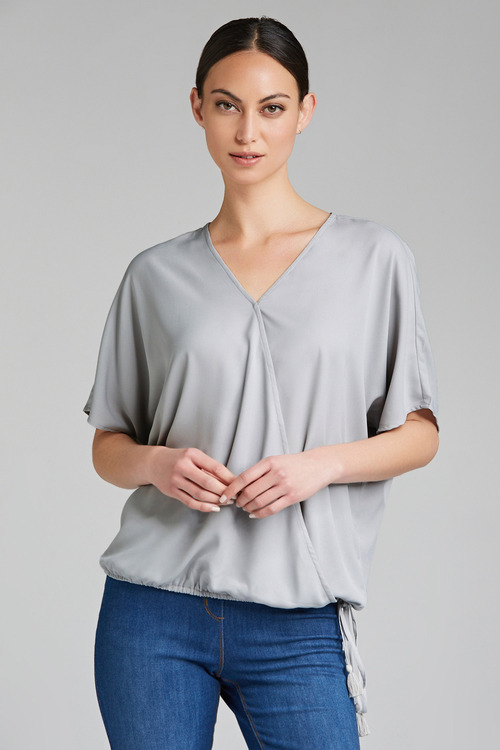 Capture Wrap Shell Top