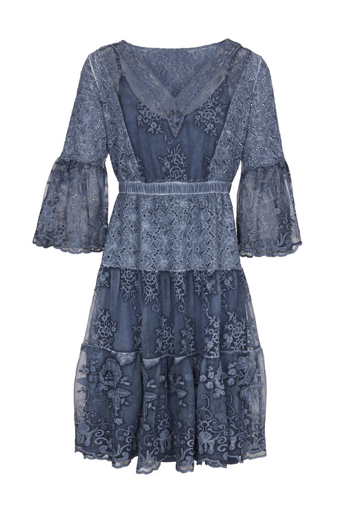 Heine Fit & Flare Lace Dress