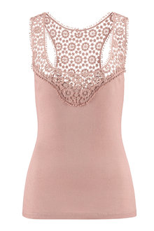 Urban Crochet Lace Tank - 207939