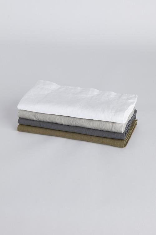Hampton Linen Napkin Set of Four