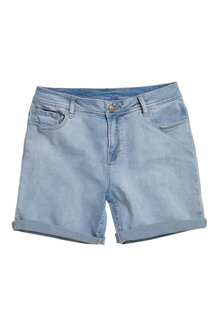 Urban Denim Shorts - 208032
