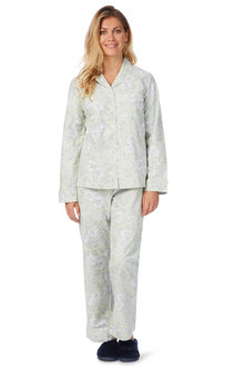 Noni B Nora Pajama Flanelette Set