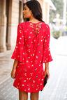 Urban Lace Up Dress