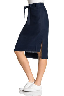 Emerge Linen Skirt