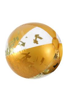 Air Time Glitter Beach Ball