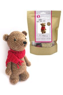 Hardicraft Bobby Bear DIY Crochet Kit